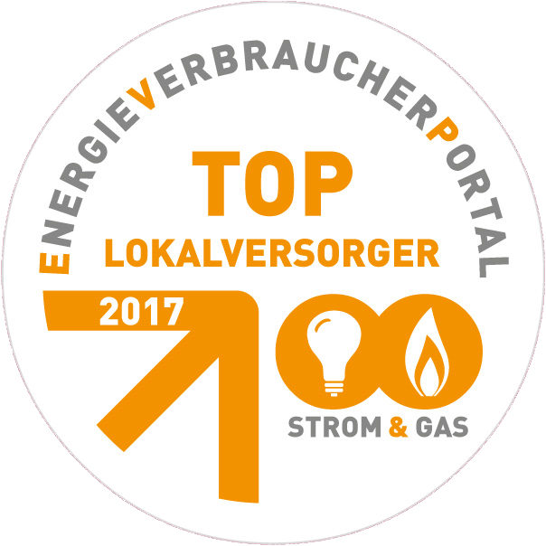 Eneregieverbraucherportal: Top Lokalversorger 2016